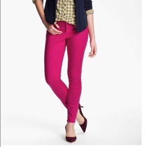 Wit & Wisdom Pink Skinny Jeans Pants Size 6